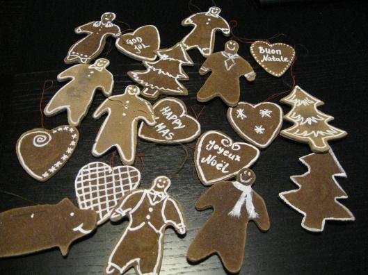 """""""Gingerbread"""" af saltdej"""